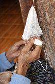 Adult Craft Crochet Hand Asia