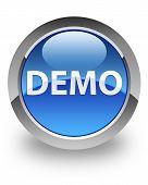 Demo glossy button