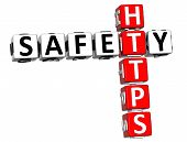 3D Safety Https Crossword