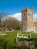 St Wynwallow Church Cornwall