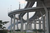 Architecture Of Highway Bridge
