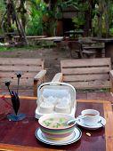 Thai Style Breakfast