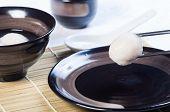 chinese glutenous rice balls