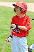 Youth Batter On Deck