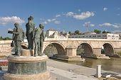 The New Look Of Skopje City, Macedona