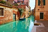 Beautiful Water Street - Venice, Italy