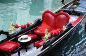 Venetian Typical Boat - Gondola