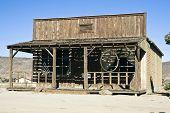 Old Desert Store