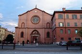St. Francis Church In Modena