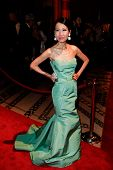 NEW YORK-SEP 17: TV personality Chiu-Ti Jansen attends the 14th annual New Yorkers For Children Fall Gala at Cipriani 42nd Street on September 17, 2013 in New York City
