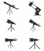 Set Of Telescopes