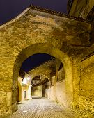 picture of sibiu  - stairs passage in sibiu  - JPG