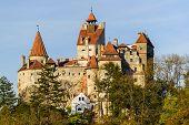 Bran Castle In Transylvania, Romania