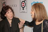LOS ANGELES - NOV 4:  Lily Tomlin, Gloria Steinem at the Equality Now Presents Make Equality Reality
