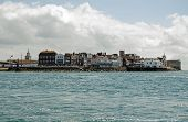 picture of brothel  - View from the sea of the historic Spice Island - JPG