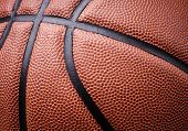 image of basketball  - Basketball ball background - JPG