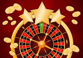 Roulette With Stars In Casino