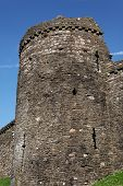 Kidwelly Castle, Camarthenshire, Wales