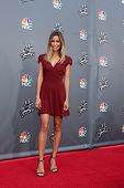 LOS ANGELES - APR 15:  Renee Bargh at the NBC's
