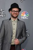LOS ANGELES - APR 15:  Josh Kaufman at the NBC's