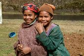 Malagasy Young Girls