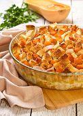 Pumpkin Casserole