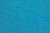 Azure Texture Of Fleecy Fabric