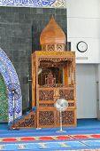 pic of masjid  - KUANTAN - JPG