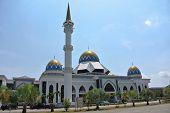 Masjid Kolej Islam Pahang Sultan Ahmad Shah (KIPSAS)