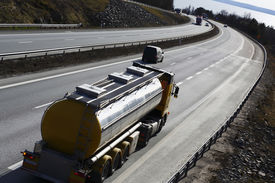 stock photo of fuel tanker  - fuel - JPG