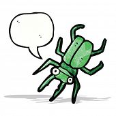 giant beetle cartoon