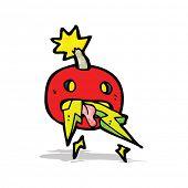 crazy bomb symbol