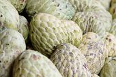 custard apple background