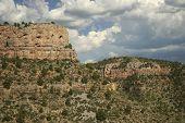 Eroded Sandstone Formation - Holbrook, Arizona