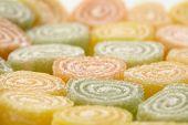Marmalade in sugar