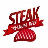 Steak Sign