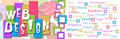 Web Design Colorful Banner