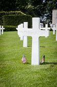 Luxembourg American Cemetery War Memorial