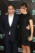 LOS ANGELES - OCT 6:  Steve Carell, Jennifer Garner at the