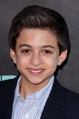 LOS ANGELES - OCT 6:  J.J. Totah at the