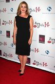 LOS ANGELES - OCT 6:  Peri Gilpin at the Les Girls 14 at Avalon on October 6, 2014 in Los Angeles, CA