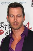 LOS ANGELES - OCT 6:  Eric Martsolf at the Les Girls 14 at Avalon on October 6, 2014 in Los Angeles,