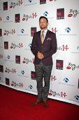 LOS ANGELES - OCT 6:  Jonathan Sadowski at the Les Girls 14 at Avalon on October 6, 2014 in Los Angeles, CA