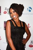 LOS ANGELES - OCT 6:  Shanola Hampton at the Les Girls 14 at Avalon on October 6, 2014 in Los Angele