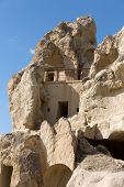 stock photo of goreme  - Open Air Museum in Goreme  - JPG