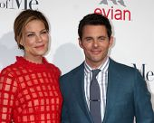 LOS ANGELES - OCT 7:  Michelle Monaghan, James Marsden at the