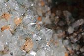 Quartz Crystal Background
