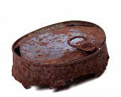 Old Rusty Tincan
