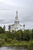 Cosmas and Damian's church. Suzdal, Golden Ring of Russia.