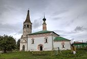 St. Nicholas church. Suzdal, Golden Ring of Russia.